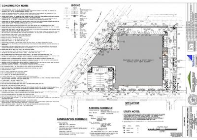 Cornerstone Arena Plan