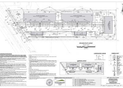 Nottingham Estates Plan